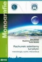 Rachunek satelitarny turystyki: metodologia, wyniki, interpretacja